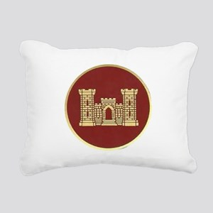 aga Rectangular Canvas Pillow